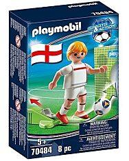 Playmobil: Angol válogatott focista 70484 - 1. Kép