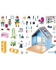 Playmobil City Life: Az én fodrászatom 70376 - 2. Kép