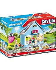 Playmobil City Life: Az én fodrászatom 70376 - 1. Kép