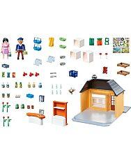 Playmobil City Life: Az én szupermarketem 70375 - 2. Kép