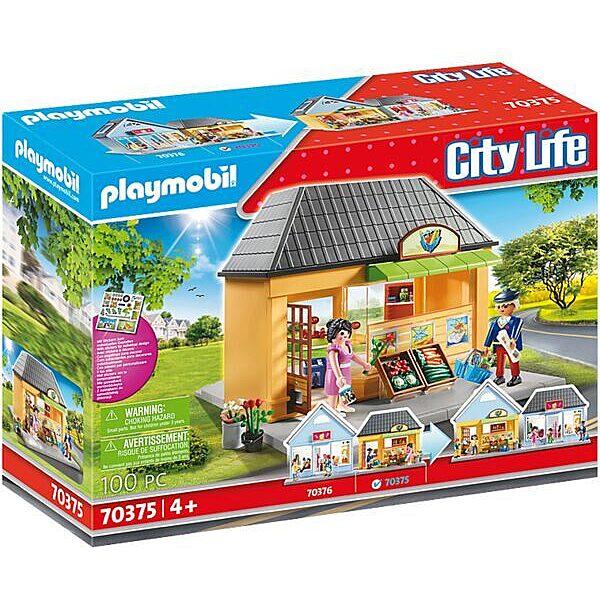 Playmobil City Life: Az én szupermarketem 70375 - 1. Kép