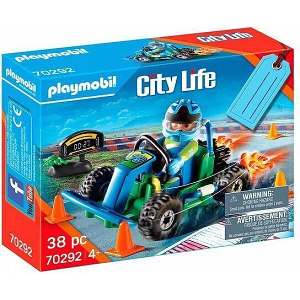 Playmobil: Gokart 70292 - 1. Kép