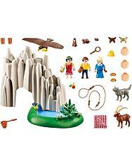 Playmobil Heidi: Kristálytó 70254 - 2. Kép