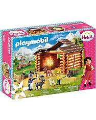 Playmobil Heidi: Peter kecskeólja 70255 - 1. Kép