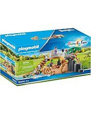 Playmobil: Oroszlánok a hídnál 70343 - 1. Kép