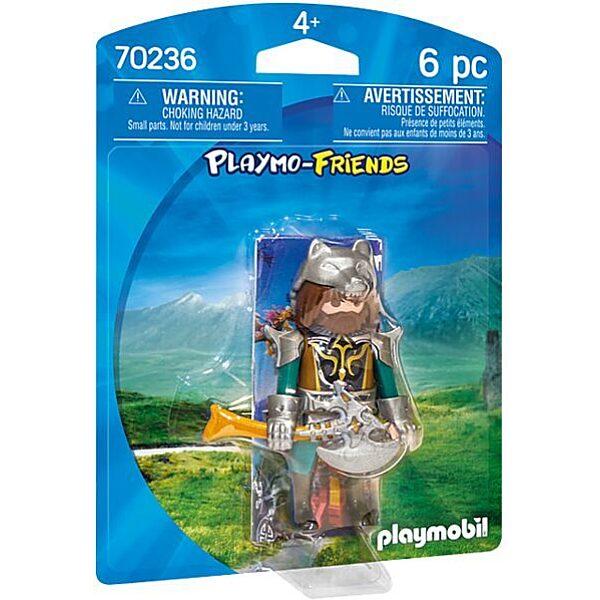 Playmobil Playmo-Friends: Farkas harcos 70236 - 1. Kép