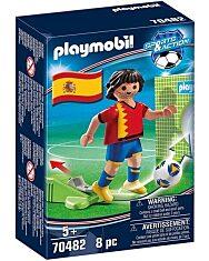Playmobil: Spanyol válogatott focista 70482 - 1. Kép