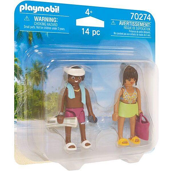 Playmobil: Strandolók Duo Pack 70274 - 1. Kép