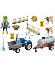 Playmobil: Traktor víztartállyal 70367 - 2. Kép