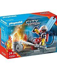 Playmobil: Tűzoltó 70291 - 1. Kép