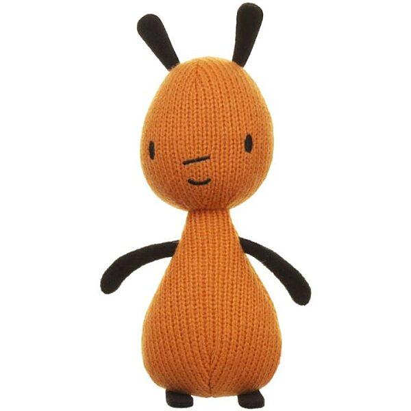 Flop plüss figura – Bing nyuszi egyik legjobb barátja (20 cm-es)