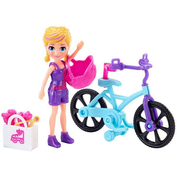 Polly Pocket: Polly kerékpárja - 1. Kép