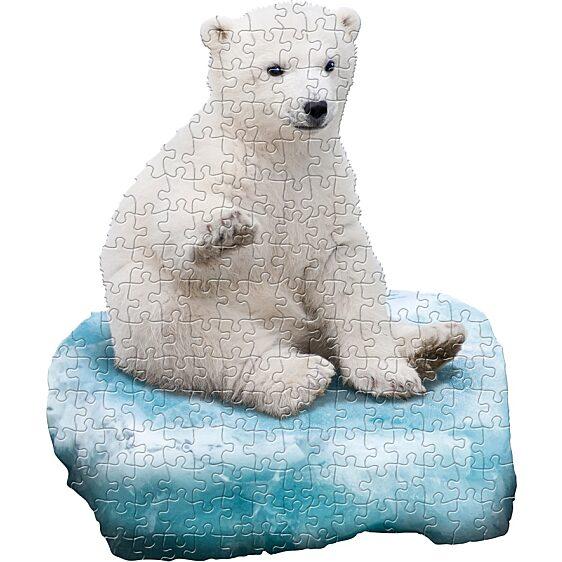 Puzzle Junior 100 Db: Jegesmedve - 1. Kép