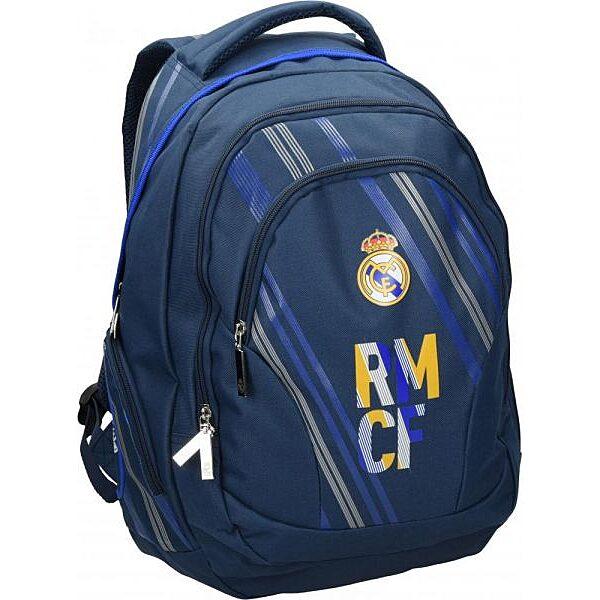 Real Madrid hátitáska - kék/sárga - 1. Kép