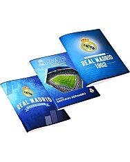 Real Madrid: négyzetrácsos füzet 27-32 - A5 - 1. Kép