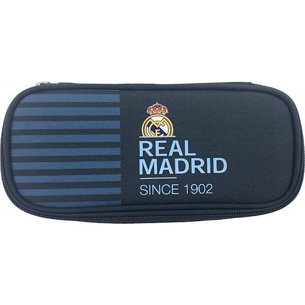 Real Madrid ovális tolltartó