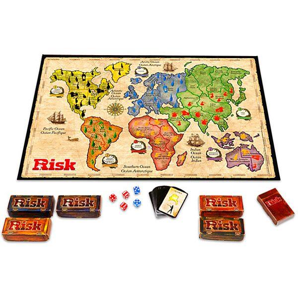 Rizikó a stratégia és hódítás játéka - 2. Kép