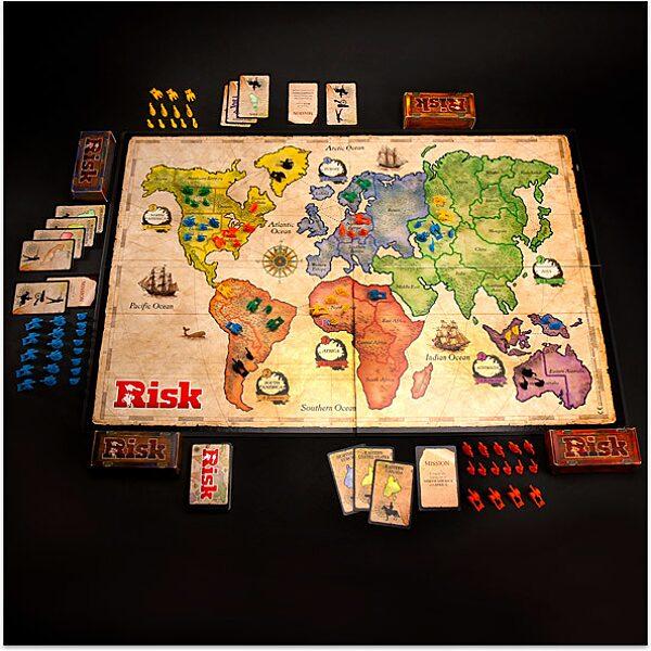 Rizikó a stratégia és hódítás játéka - 3. Kép
