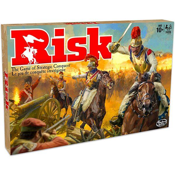 Rizikó a stratégia és hódítás játéka - 1. Kép