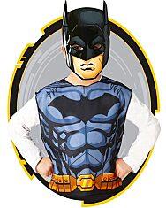 Rubies: Igazság ligája - Batman prémium jelmez papír maszkkal
