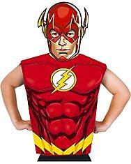 Rubies: Igazság ligája - Flash prémium jelmez papír maszkkal