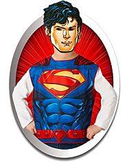 Rubies: Igazság ligája - Superman prémium jelmez papír maszkkal