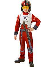 Rubies: Star Wars Poe vadászpilóta jelmez - M méret - 1. Kép