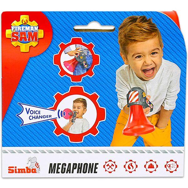 Sam a tűzoltó: Felszerelés - megafon - 3. Kép