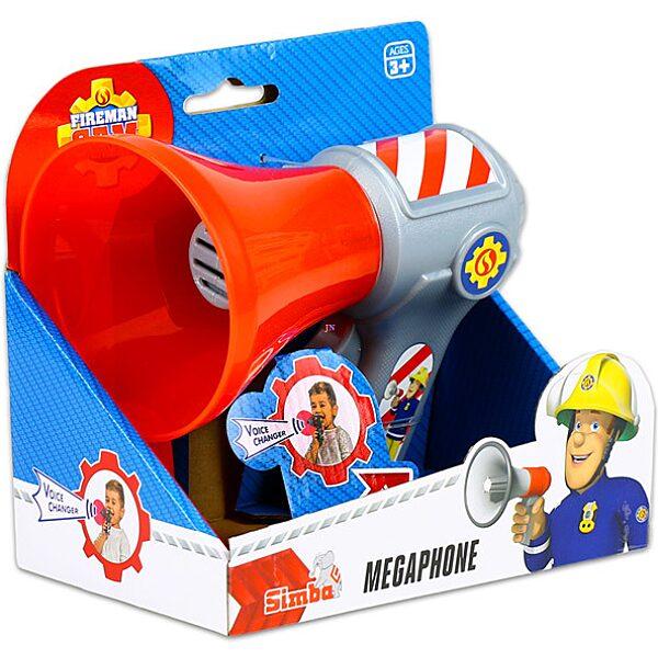 Sam a tűzoltó: Felszerelés - megafon - 1. Kép