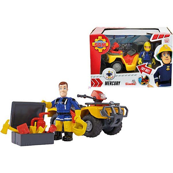 Sam a tűzoltó: Járművek - Mercury quad - 2. Kép