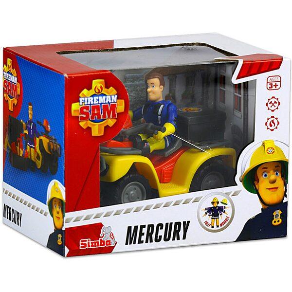 Sam a tűzoltó: Járművek - Mercury quad - 1. Kép