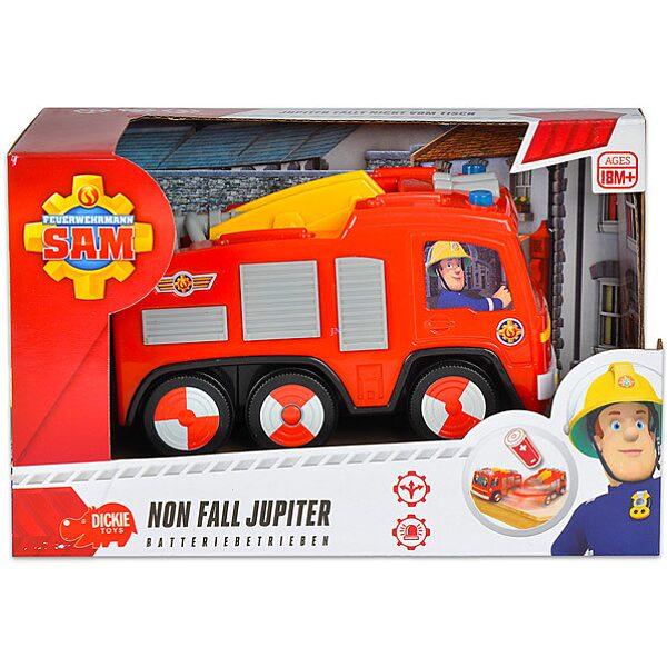 Sam a tűzoltó: Járművek - Non Fall Jupiter tűzoltóautó - 3. Kép