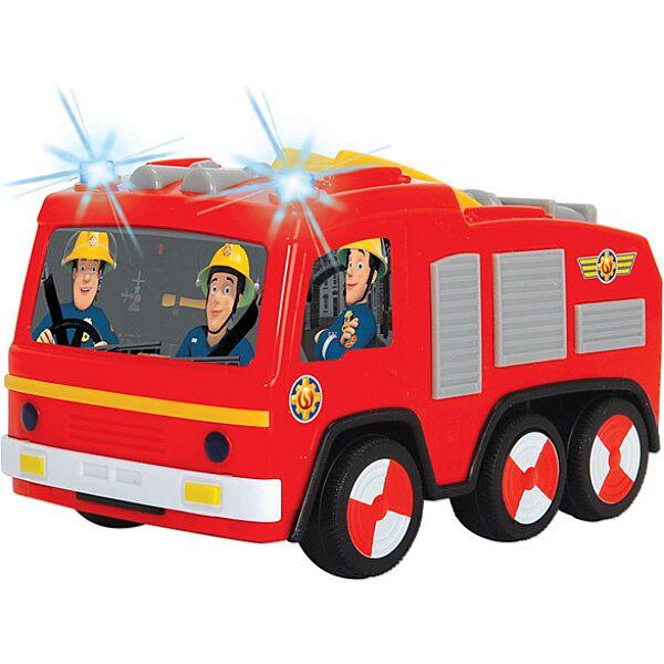 Sam a tűzoltó: Járművek - Non Fall Jupiter tűzoltóautó - 1. Kép
