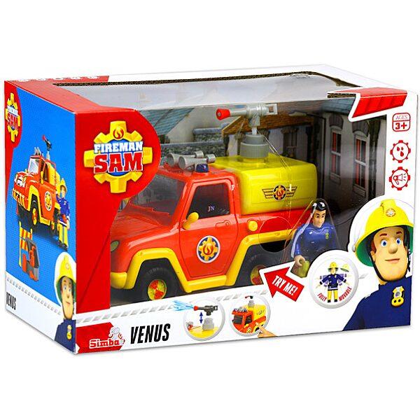 Sam a tűzoltó: Járművek - Vénusz tűzoltóautó - 1. Kép
