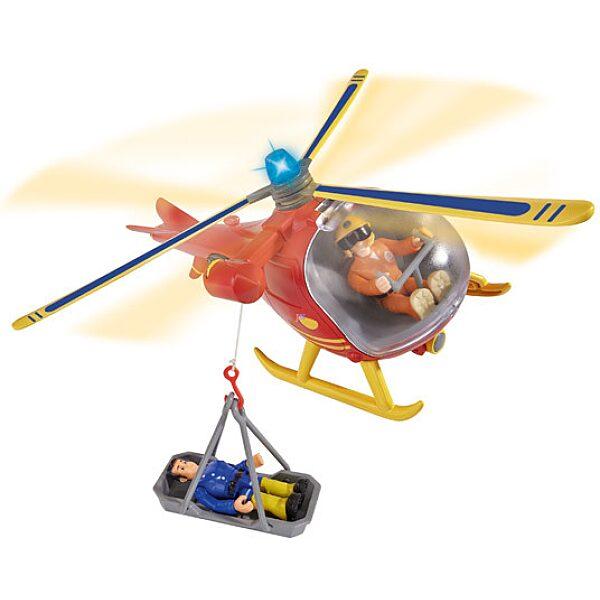 Sam a tűzoltó: Járművek - Wallaby helikopter - 2. Kép