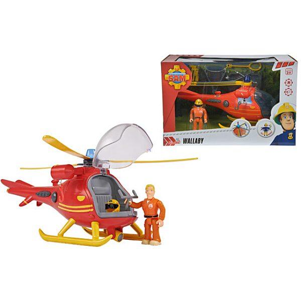 Sam a tűzoltó: Járművek - Wallaby helikopter - 1. Kép