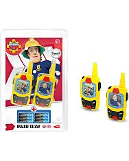 Sam a tűzoltó: walkie talkie játék - 2. Kép
