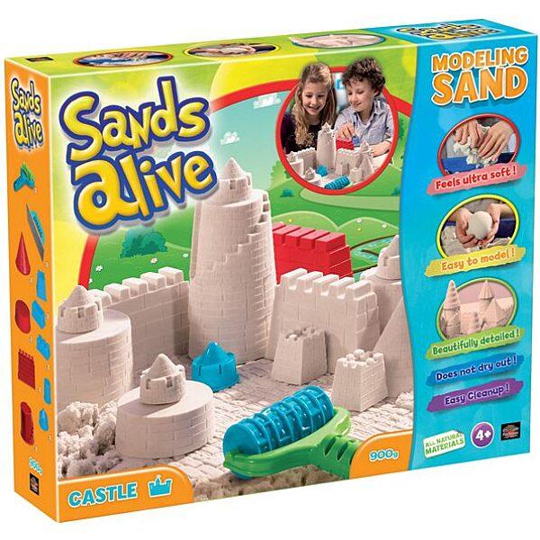 Sands Alive: modellező homok - kastély