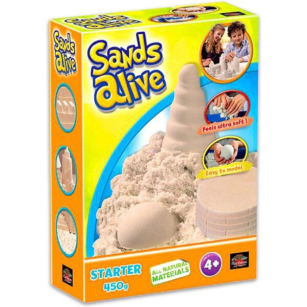 Sands Alive: modellező homok - kezdő