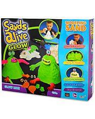 Sands Alive: világító szörnyecskék készlet - 1. Kép