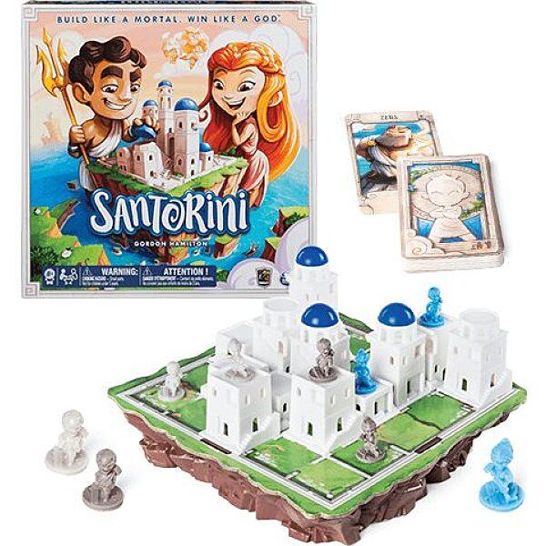 Santorini társasjáték - 5. Kép