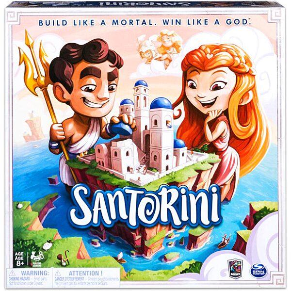 Santorini társasjáték - 1. Kép