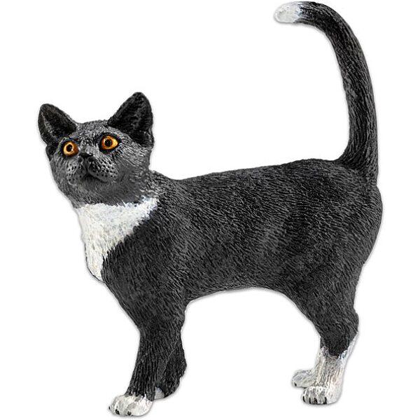 Schleich: álló macska figura - 1. Kép