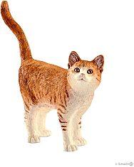 Schleich: macska  figura - 1. Kép