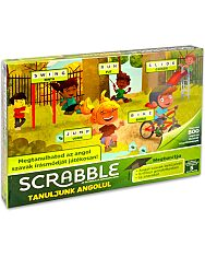 Scrabble tanuljunk angolul! - 1. Kép