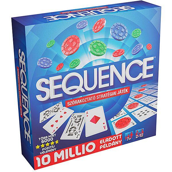 Sequence Classic társasjáték - új kiadás - 1. Kép