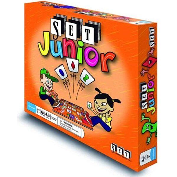 Set Junior társasjáték - 3. Kép