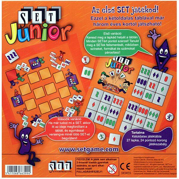 Set Junior társasjáték - 2. Kép