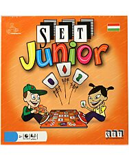 Set Junior társasjáték - 1. Kép
