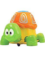 Sétáló teknősbéka bébijáték - 2. Kép